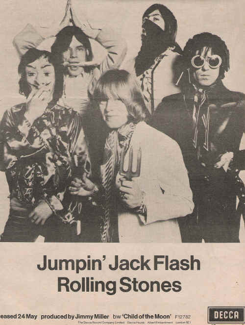 jumping jack flash lyric